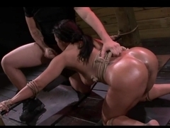 Incredible pornstar Becca Diamond in Fabulous BDSM, Asian sex video