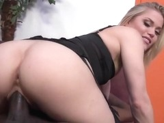 Slutty blonde housewife is often cheating on her husband, because it feels so fucking good