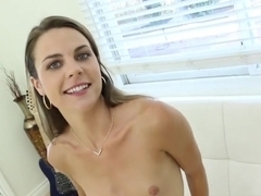 Ally Tate Giving Head And Rammed Pov