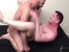 Daddy and Pup Flip Fuck BB