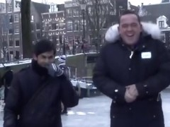 Amsterdam nastolatek pornodarmowa stara kobieta porno