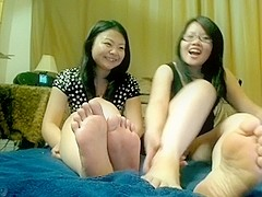 Coz Oriental Angels Have Amazing feet