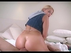 Fucked in ass and muff