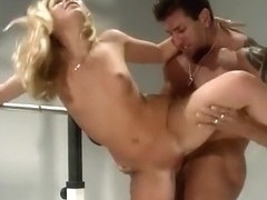 Crazy pornstars Britney Foster and Fallon Sommers in amazing public, blonde xxx video