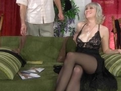 PantyhoseLine Clip: Natali and Lucas