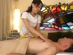 Crazy Japanese chick Azusa Ito in Incredible Couple JAV scene
