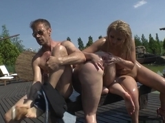 Fabulous pornstars Rocco Siffredi, Angell Summers in Horny Anal, Big Ass porn movie
