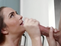 Hottest pornstars Jessy Jones, Bianca Breeze in Crazy Redhead, MILF xxx video