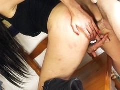 Ana Ribera Fucked With Big Dildo And With Cock - Upox