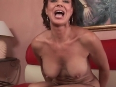 Horny pornstars Lisa Ann and Alektra Blue in exotic cunnilingus, threesome sex video