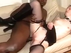 Cheating hot wife cum coated after riding hard on BBC