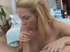 Incredible pornstar Angela Attison in Best MILF, Blonde sex scene