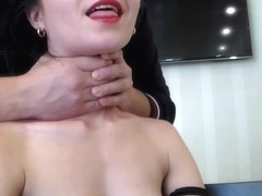 Beutifal neck played by BF