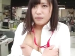 Exotic Japanese whore Aya Eikura, Risa Sanada in Incredible JAV clip