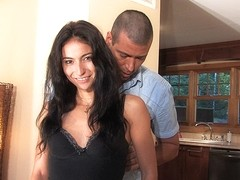 Malena  Nick Leykis in Lucky Passerby - PegasProductions