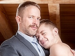 Ian Levine & Dirk Caber in Fathers and Sons 2 Video