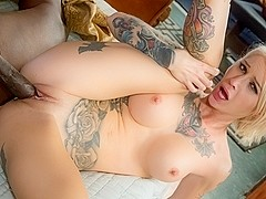 Kleio Valentien & Lexington Steele in Big Black Cock For Kleio Scene