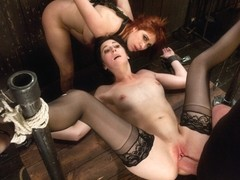 your bondages slave suck penis cumshot something is. grateful