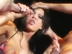 Best pornstar Ana Nova in exotic brunette, anal sex video