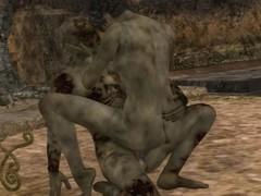bondage bajki porno