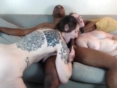 Cam Session 17-10-01 Cum in Mouth Threesome