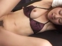 Amazing Japanese model in Fabulous Facial, Threesomes JAV movie