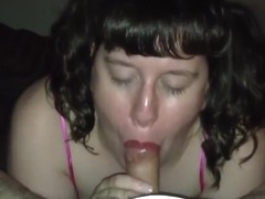 Wife Birthday Blowjob