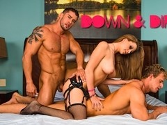 Delilah Blue & Cody Cummings & Cameron Foster in Down & Dirty XXX Video