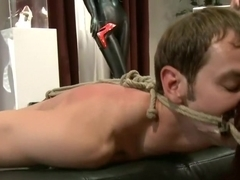 Foot freak gets heavy punishment!