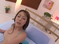 Hottest Japanese chick Akari Asagiri in Fabulous JAV uncensored Big Tits scene