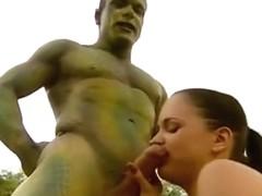 Tabitha Stevens Sex oralny