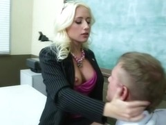 Sammie Spades & Bill Bailey in My First Sex Teacher