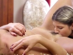 Gina Gerson sits on Ivana Sugar's face