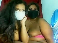 Hot Webcam Indian Lesbians
