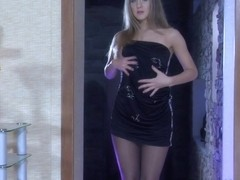 EPantyhoseLand Video: Barbara