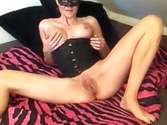 Webcam Whore Uses Beads And Vibrator To Orgasm