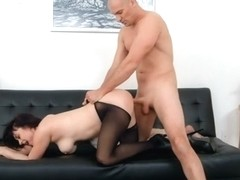 Nova Caine & Sean Lawless in Naughty Nova - FirstTimeAuditions