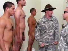 Military gay fucking xxx Yes Drill Sergeant!